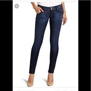 Hudson Collin Skinny Flap Jeans 28